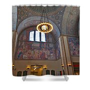 Los Angeles Central Library. Shower Curtain