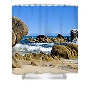 Los Cabos Shower Curtain