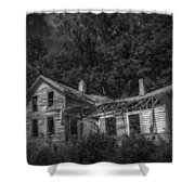Lost And Alone Shower Curtain