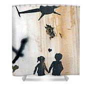 Lost Childhood Shower Curtain