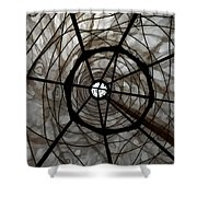 Lost In Dream Time Shower Curtain