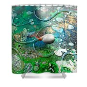 Lost In Space 2 Shower Curtain