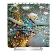 Lost In Space 5 Shower Curtain