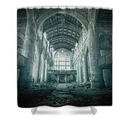 Lost Religion Shower Curtain