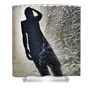 Lost Soul Shower Curtain