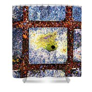 Lot Number 9 Of The Universe Shower Curtain