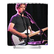 Lou Reed Shower Curtain