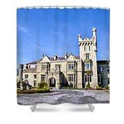 Lough Eske Castle - Ireland Shower Curtain
