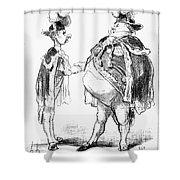 Louis-d�sir� V�ron Shower Curtain