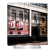Louis Vuitton 04 Shower Curtain