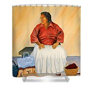 Louise Shower Curtain