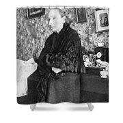 Louise Michel (1830-1905) Shower Curtain