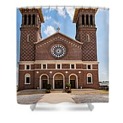 Louisiana Church Shower Curtain