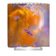 Louisiana Crab Boil Shower Curtain