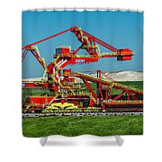 Louisiana Giant 2 Shower Curtain