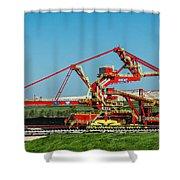 Louisiana Giant Shower Curtain