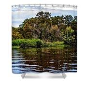 Louisiana Lake II Shower Curtain