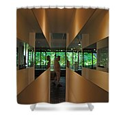 Louisiana Museum Denmark 25 Shower Curtain
