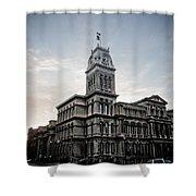 Louisville City Hall Shower Curtain