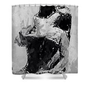 Love And Desire Shower Curtain