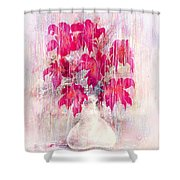 Love And Tears Shower Curtain