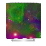 Love Dreams By Jrr Shower Curtain