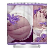 Love Giving - S01vtfr03 Shower Curtain