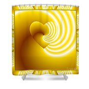 Love In Disguise You Are My Sunshine Shower Curtain