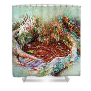 Love Mother Nature Shower Curtain