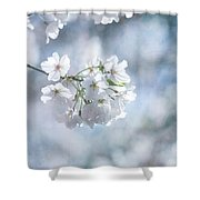 Love Must Be Shower Curtain