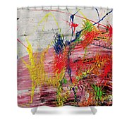 Love Of Life #1 Shower Curtain