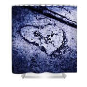 Love Reveals Truth Shower Curtain