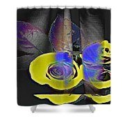 Lovely II Shower Curtain