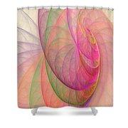 Lovely Morning Shower Curtain