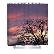 Lovely Pastels Shower Curtain