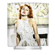 Lovely Rita Shower Curtain