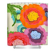 Lovely Square Shower Curtain