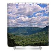 Loving The Laurel Highlands Shower Curtain
