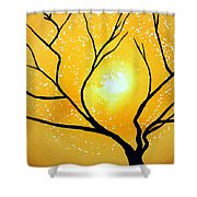 Low Country Original Painting Shower Curtain