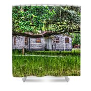 Lowcountry Heritage Shower Curtain