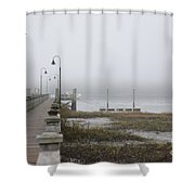 Lowcountry Waters Shower Curtain