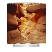Lower Antelope Canyon, Arizona Shower Curtain