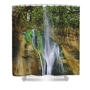 Lower Calf Creek Falls Escalante Grand Staircase National Monument Utah Shower Curtain