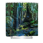Lower Doyle River Falls Shower Curtain