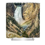 Lower Falls Shower Curtain
