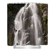 Lower Falls Two Shower Curtain