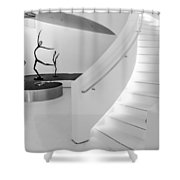 Lower Level Sprites Shower Curtain