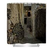 Lower Preveli Monastery Crete 2 Shower Curtain
