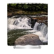 Lower Swallow Falls 2 Shower Curtain