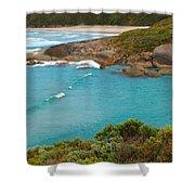 Lowlands Beach 2am-112540 Shower Curtain